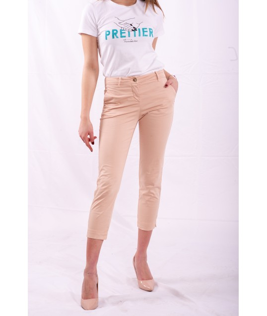 Pants Solid Color Fracomina