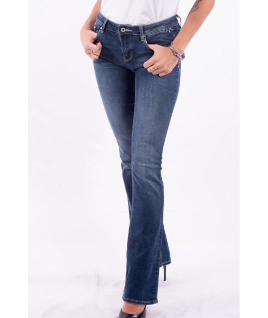 Flared-Jeans Fracomina