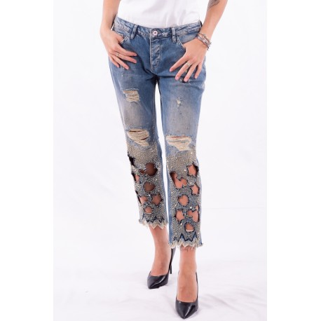 Jeans Disney Mickey Mouse Fracomina