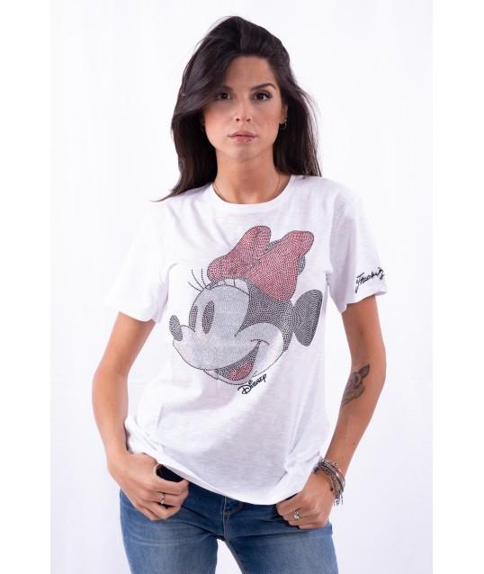 T-shirt Minnie Fracomina