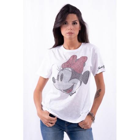 T-shirt Minnie Fracomina