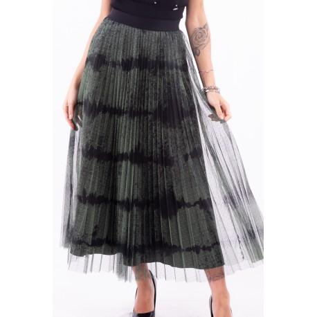 Pleated Skirt, Sandro Ferrone
