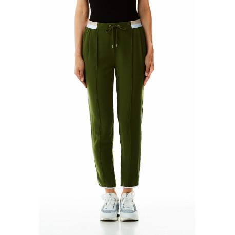 Pants With Cintone Elastic Liu Jo