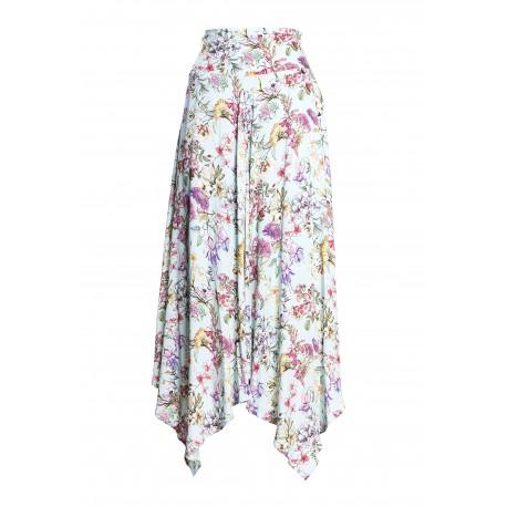 Skirt Flowers Fracomina