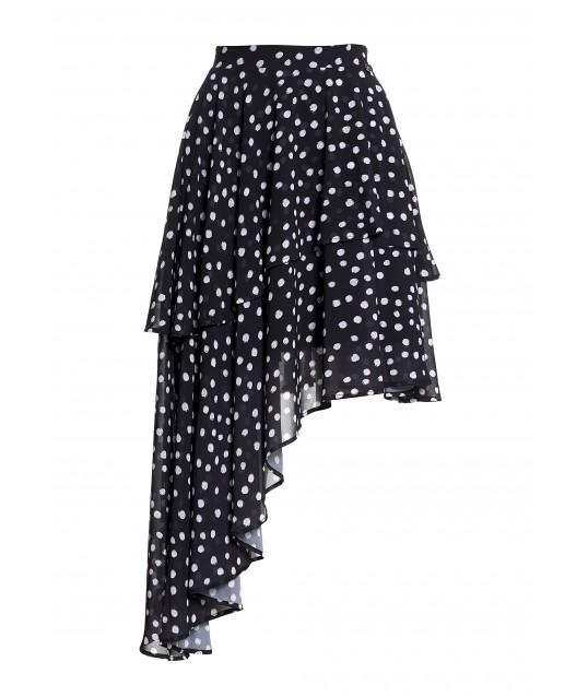Skirt polka dot Fracomina