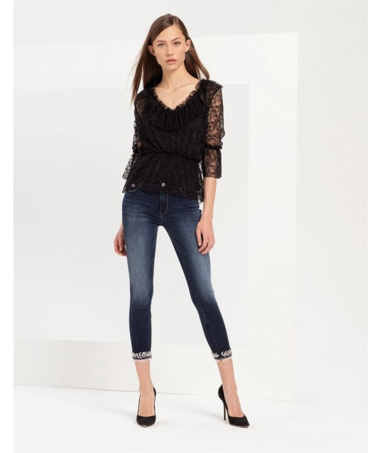 Lace Top Fracomina