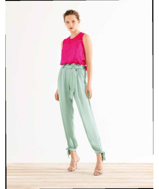 Pants With Spring Fracomina