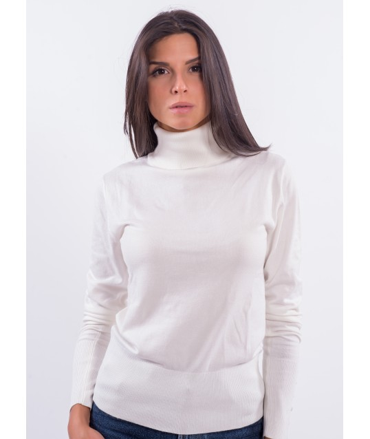 Fracomina Solid Color Sweater