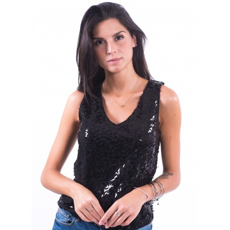 Fracomina paired top