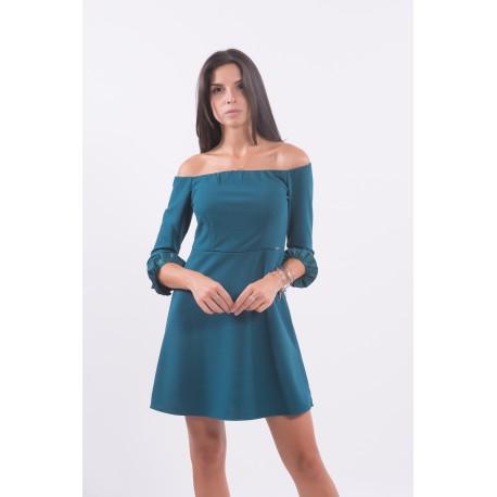 Solid Color Dress Fracomina