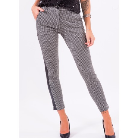 Pantalon à motif Fracomina