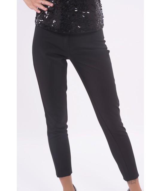 Pantalon classique couleur unie Fracomina