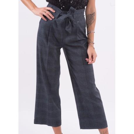 Pantalon taille haute Fracomina