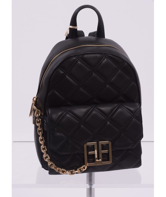 Fracomina Quilted Backpack