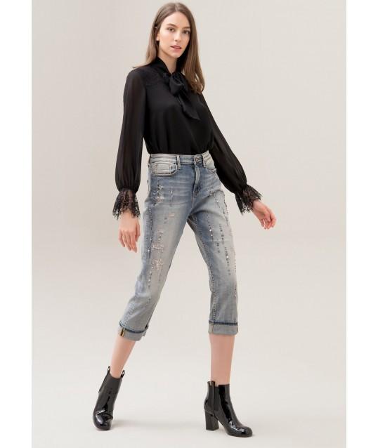 Jeans Regular Chiaro Fracomina
