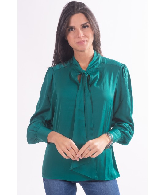 Guess Solid Color Blouse