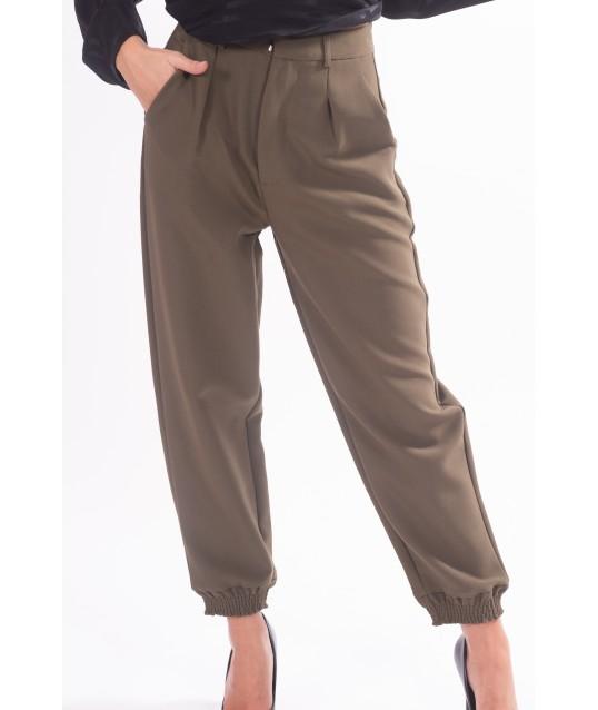 Pantalon de couleur unie Fracomina