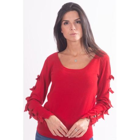 Tricoter Avec Des Glands Fracomina