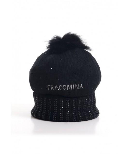 Cappello Con Applicazioni Fracomina