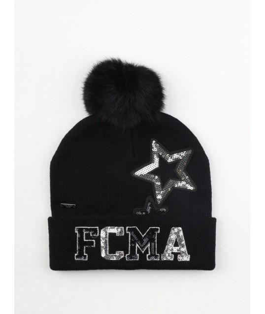 Chapeau avec applications Fracomina