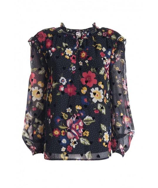 Fracomina Floral Shirt