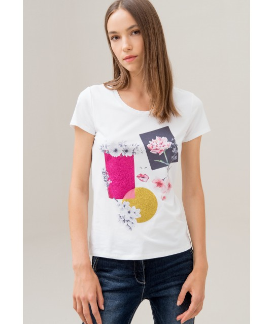 T-shirt Regular Fracomina