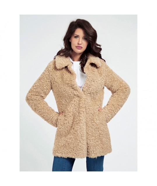 Guess Faux Fur Jacket