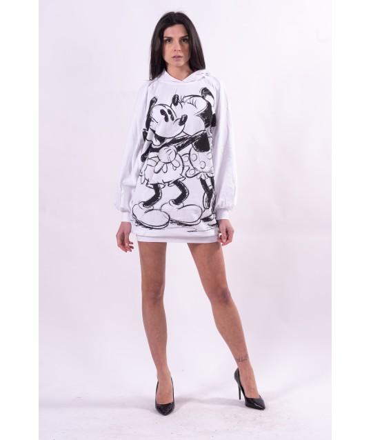 Long Sweatshirt Disney Fracomina