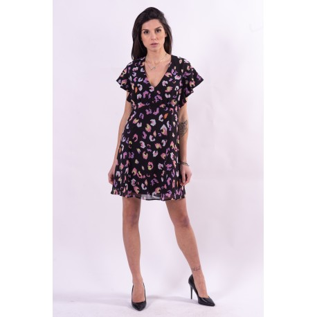 Guess Floral Patterned Dress