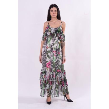Robe à motif floral Guess