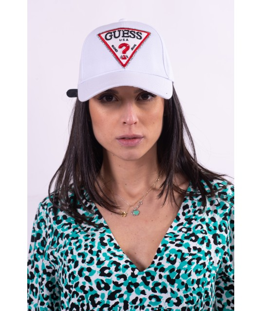 Cap With Guess Logo