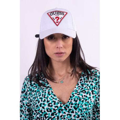 Cappellino Con Logo Guess