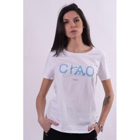 T-shirt à imprimé Liu Jo