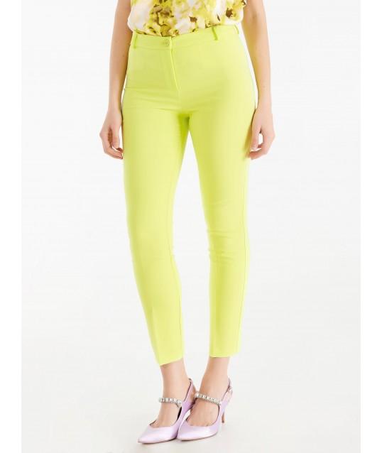 Solid Color Pants Rinascimento