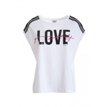 T-shirt Over Fracomina