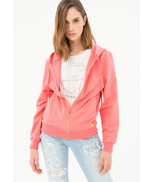 Fracomina Hooded Sweatshirt