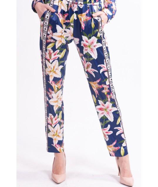 Renaissance Floral Trousers