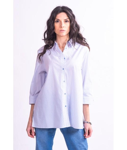 Camicia A Righe Luisa Viola