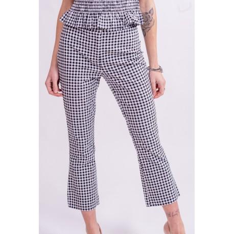 Pantalone A Quadretti Guess