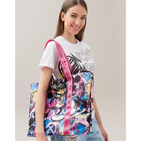 Fracomina Disney Shopper Bag