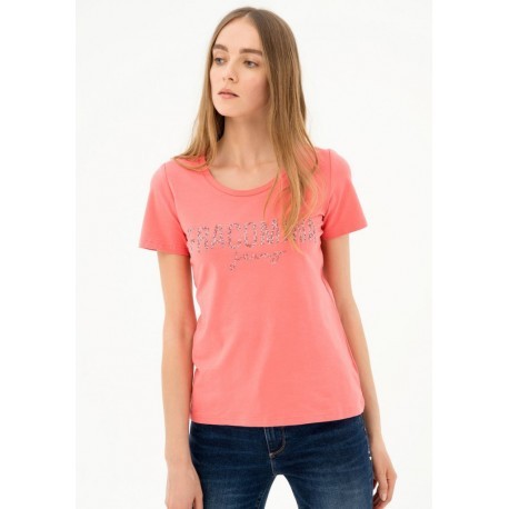 Fracomina Solid Color T-Shirt