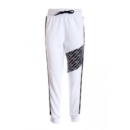 Tracksuit Trousers With Fracomina Logo