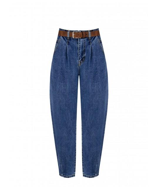Jeans A Vita Alta Rinascimento
