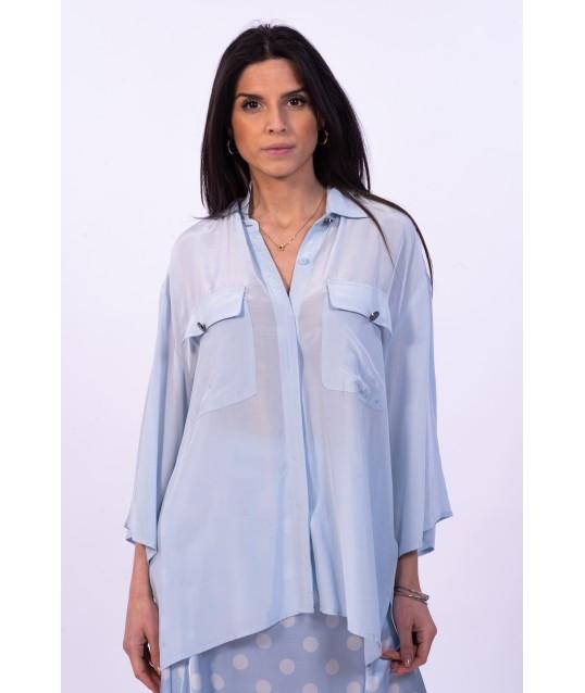 Camicia Tinta Unita Fracomina