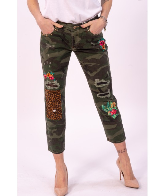 Jeans Model Capri Fracomina