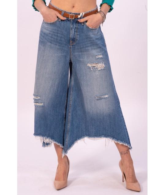 Wide Leg Denim Fracomina