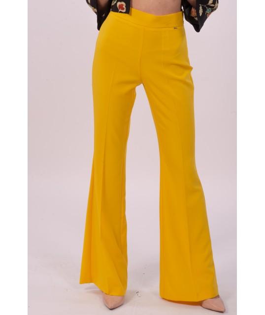 Pantaloni A Zampa Fracomina