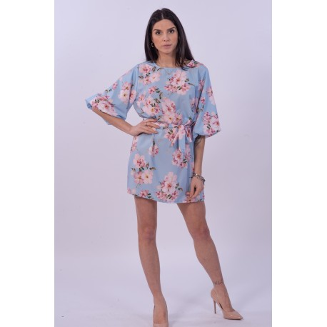 Dress With Floral Fantasy Life Smiles Selection