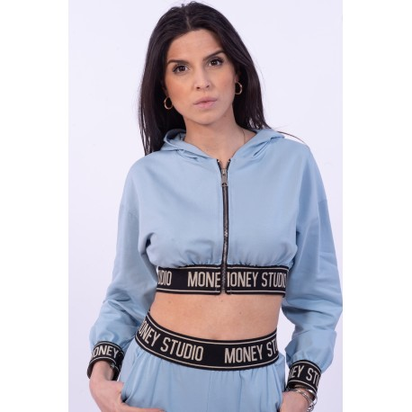 Tracksuit With Short Sweatshirt Life Smiles Selection