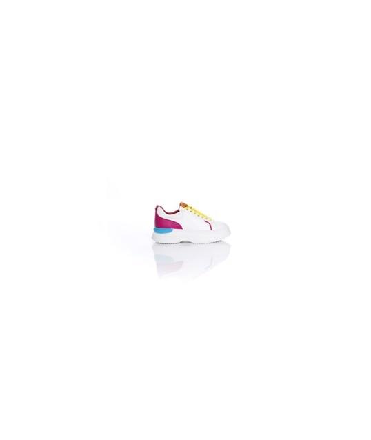 Multicolor Fantasy Sneakers Fracomina
